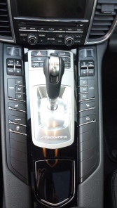 The Auto-Manual shifter