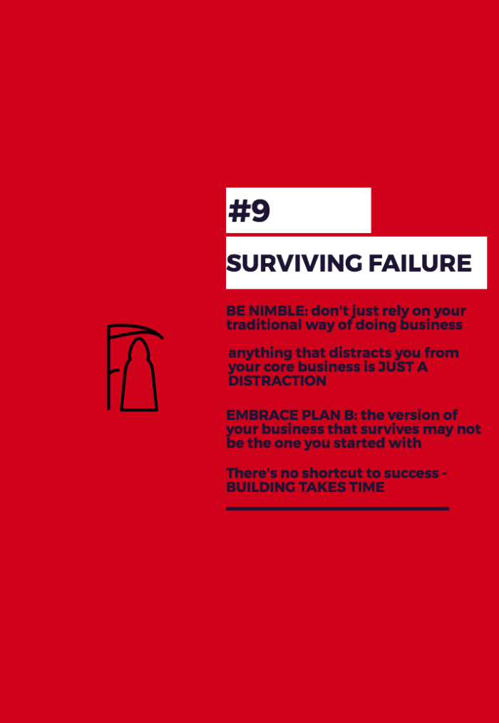 9 Surviving Failure Print